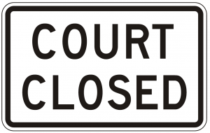 CourtClosed